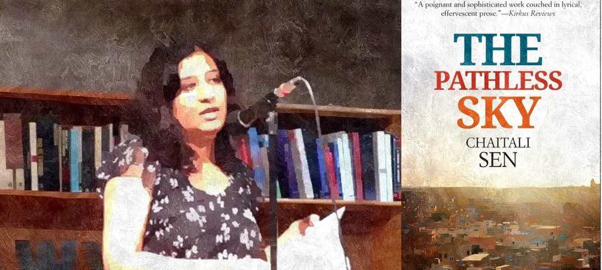 An Indian writes a novel in the US that's not about immigrants, or even, thankfully, Indians