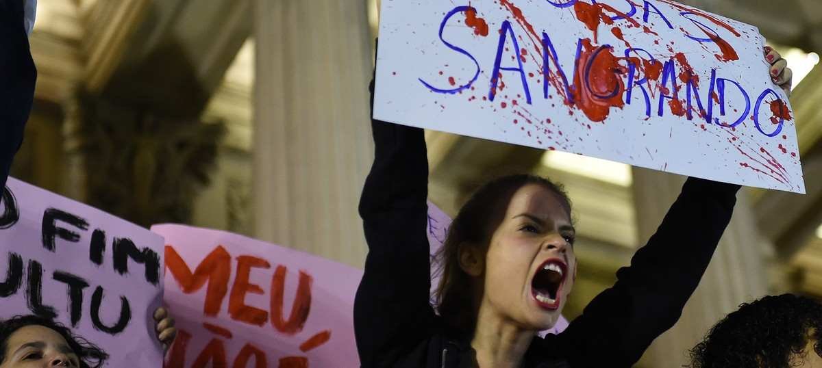 Sixteen-year-old reportedly gangraped by more than 30 men in Rio de Janeiro