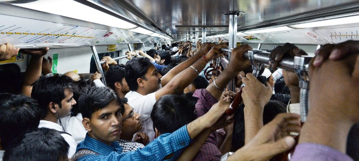 Delhi Metro issues advisory barring 'mentally disturbed persons' from using the transport system