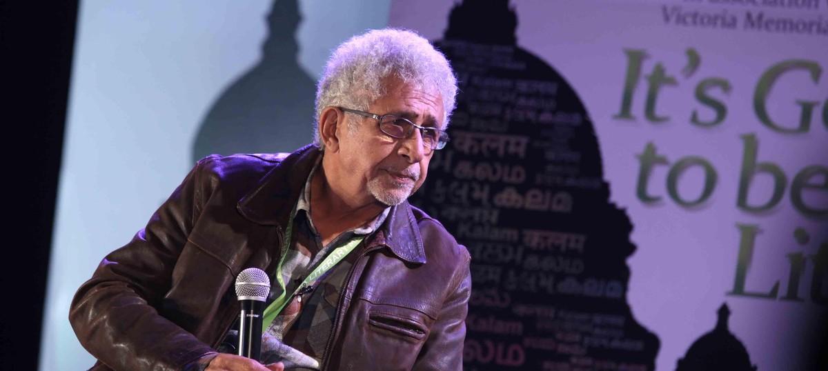 Naseeruddin Shah denies criticising Anupam Kher for his stand on Kashmiri Pandits