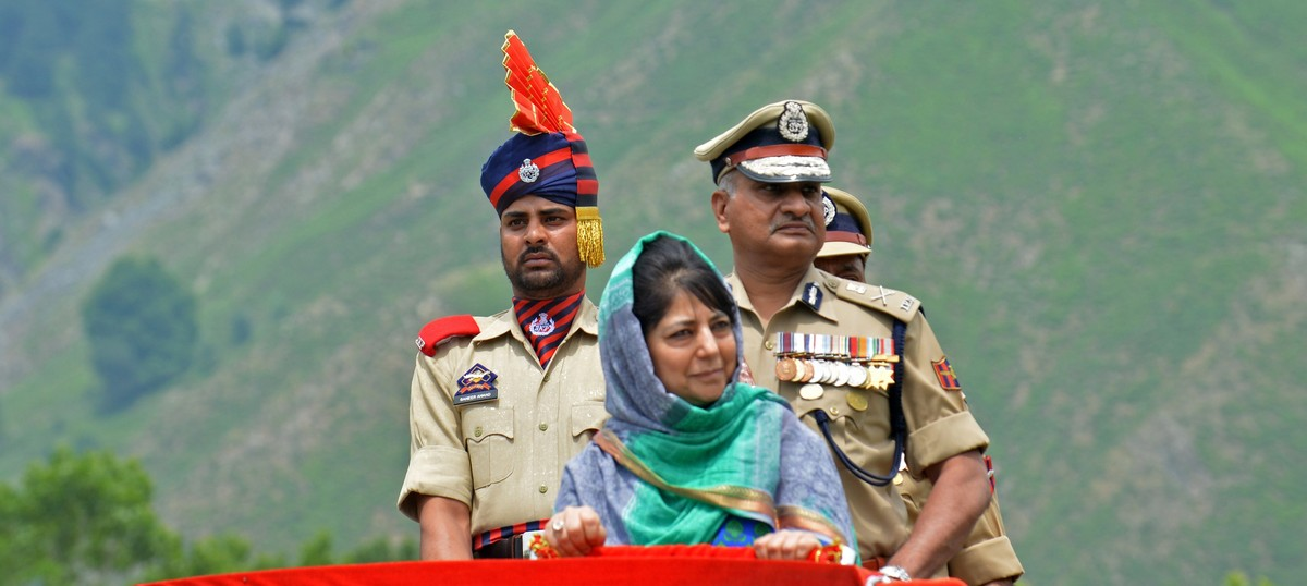 Why Mehbooba Mufti will have to rely on more than just optics to regain the trust of Kashmiris