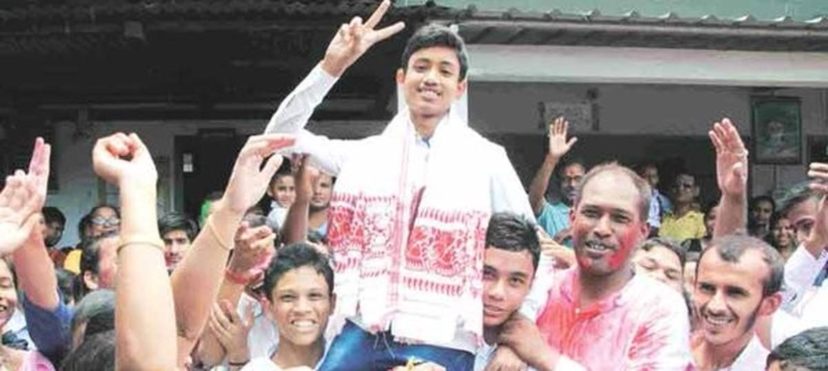 Muslim student from Sangh Parivar school tops Class 10 examination in Assam