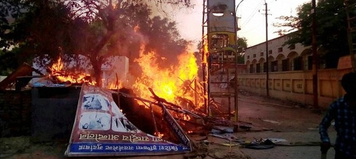 Senior officials suspended in Mathura after clashes kill 24 people, Hema Malini blames state