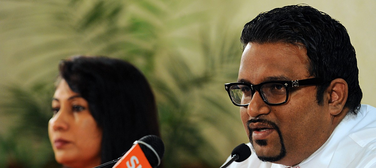 Former Maldives vice-president sentenced to 10 years in jail on terror charges