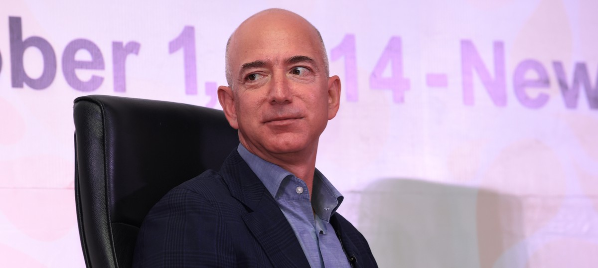 Amazon will invest another Rs 20,000 crore in India, says Jeff Bezos