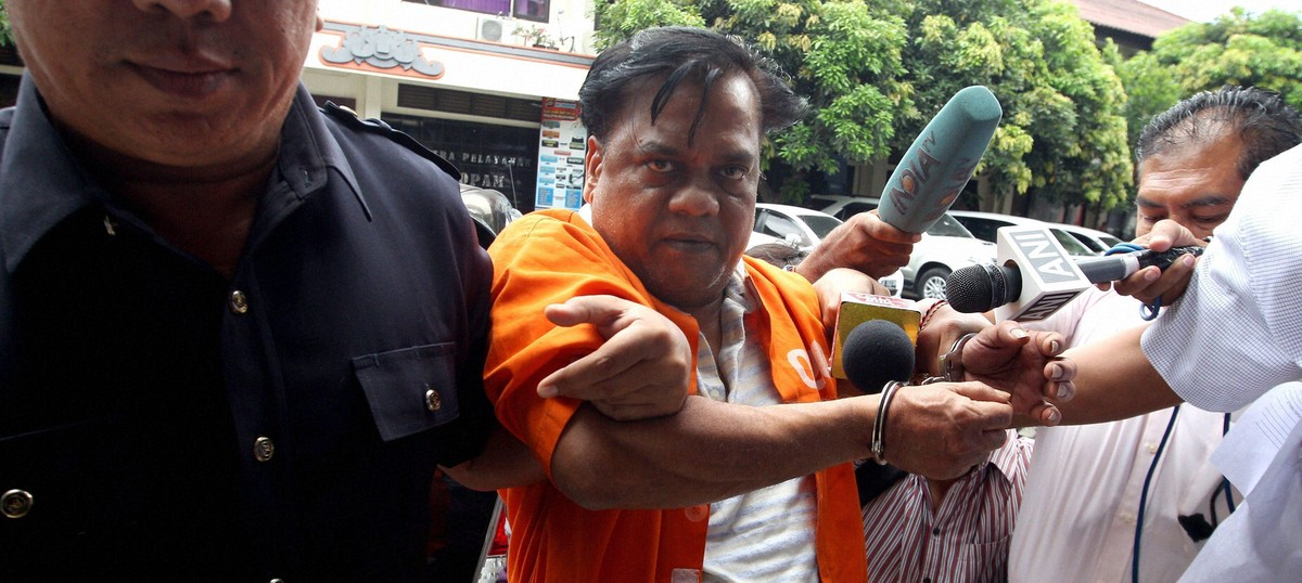 Delhi court frames charges against Chhota Rajan, three government officials in fake passport case