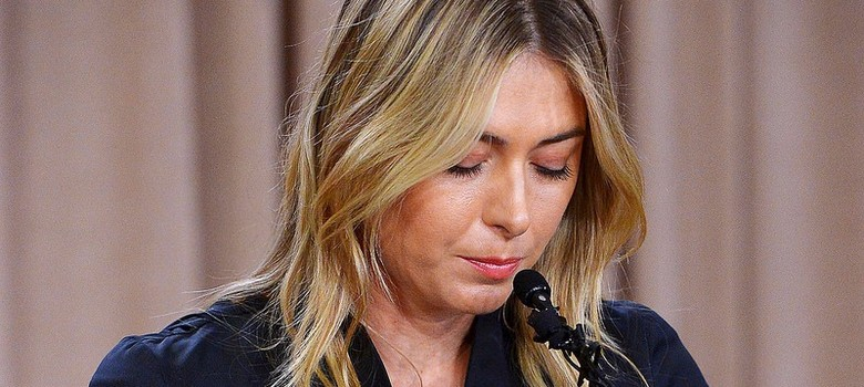 Tennis: Maria Sharapova suspended for two years for doping