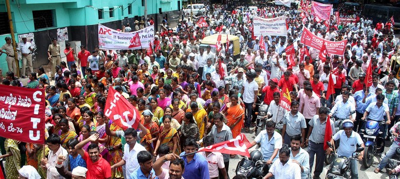 Tamil Nadu says IT employees have the right to form unions