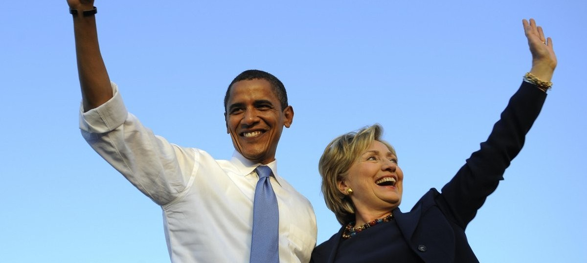 Barack Obama officially endorses Hillary Clinton for president of the United States