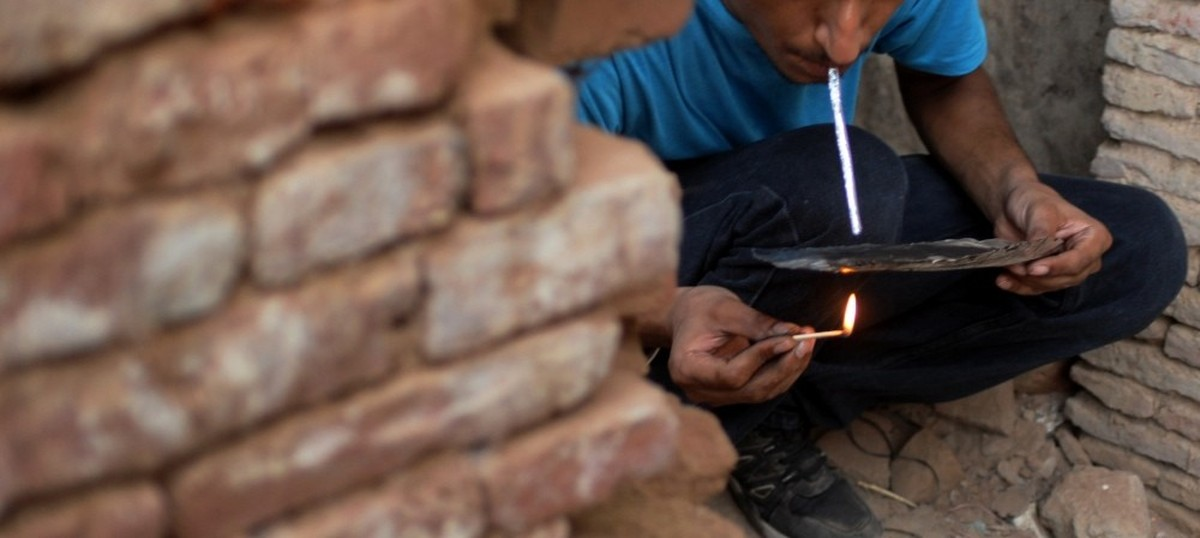 Amid the sickness of drugs in an Amritsar colony, children draw up plans to clear the haze