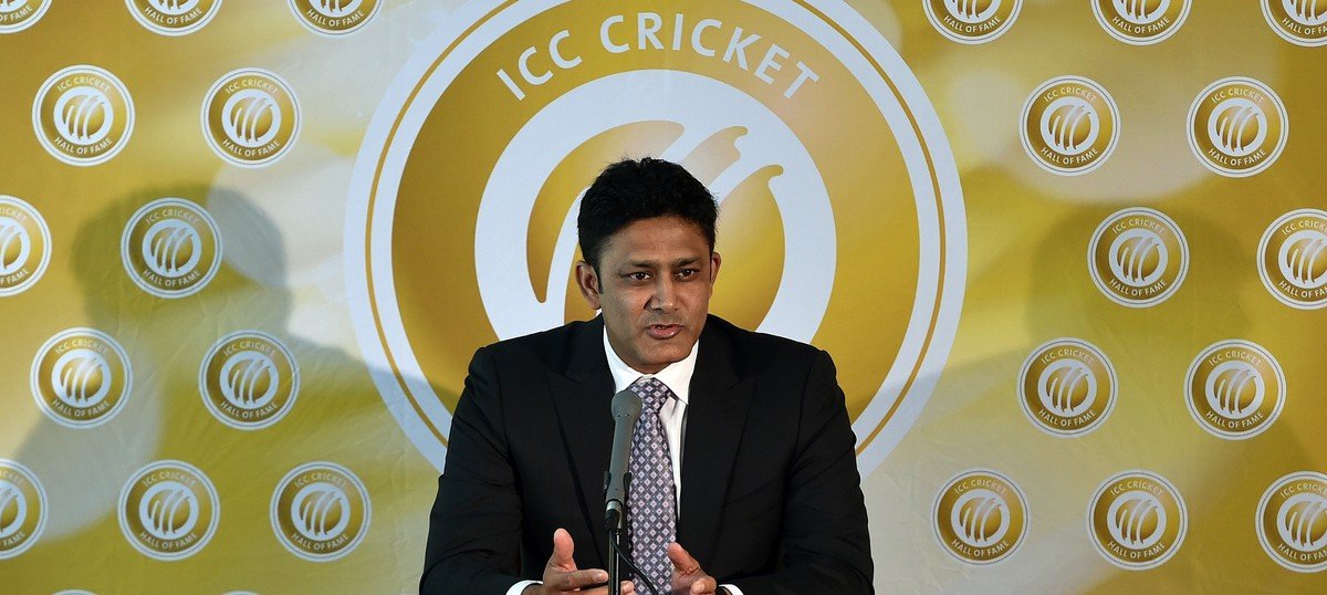Anil Kumble in the race to be head coach of Indian cricket team