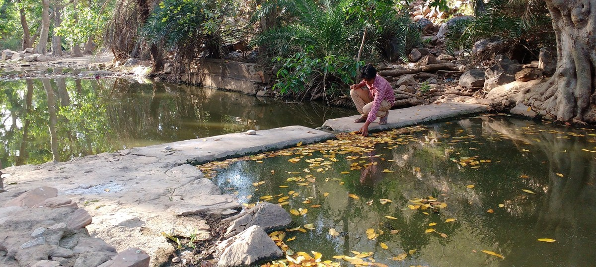 In east Rajasthan, a river comes to the people