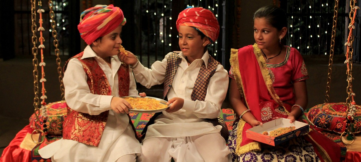 Film review: 'Dhanak' is a fairy tale set in incredible Rajasthan