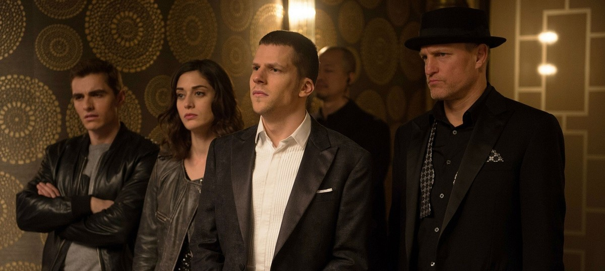 Film review: 'Now You See Me 2' creates the illusion of being clever