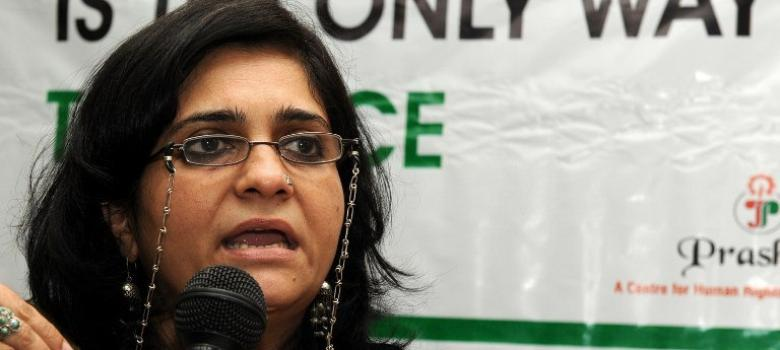 Centre cancels foreign funds licence of activist Teesta Setalvad's NGO Sabrang