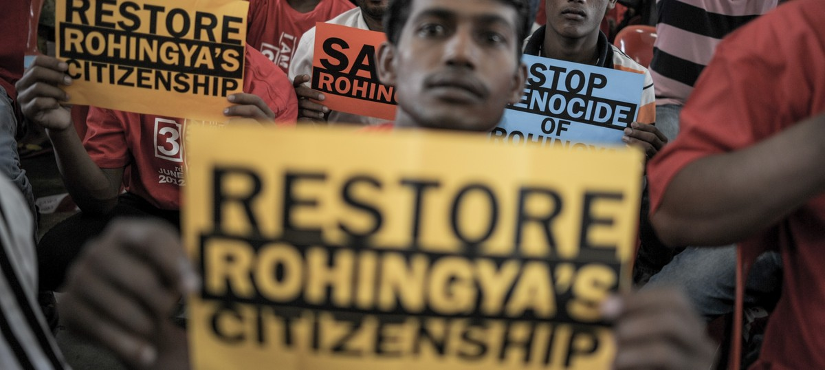 Why Myanmar is urging foreigners to avoid using the historical term 'Rohingya'