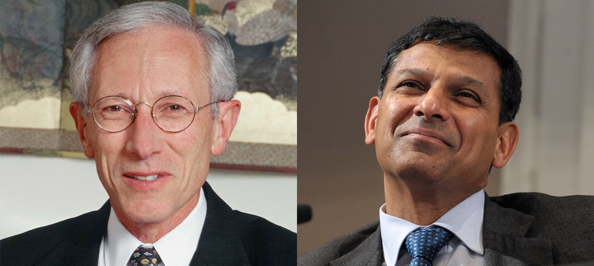 The attacks on Raghuram Rajan: Lessons from Stanley Fischer's term as Israel's central banker