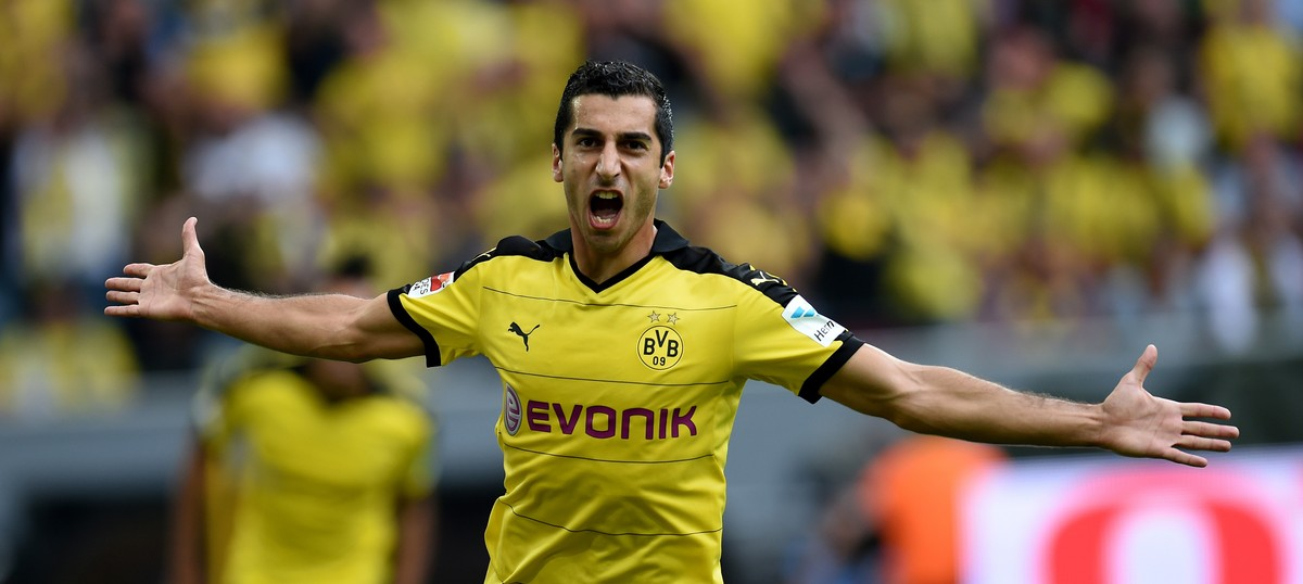 Transfer watch: Henrikh Mkhitaryan to Manchester United and other rumours this week