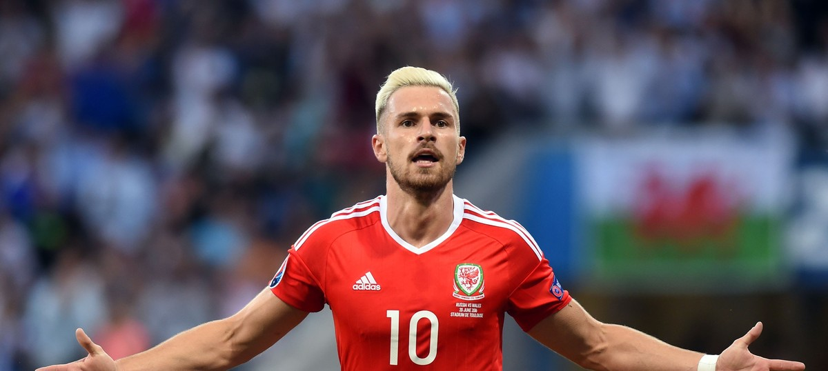 Wales have shown Arsenal the best position to play Aaron Ramsey, although he is unlikely to get it