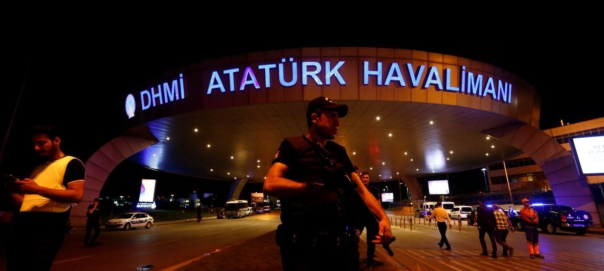 The big news: At least 36 killed in Istanbul airport blasts, and nine other top stories