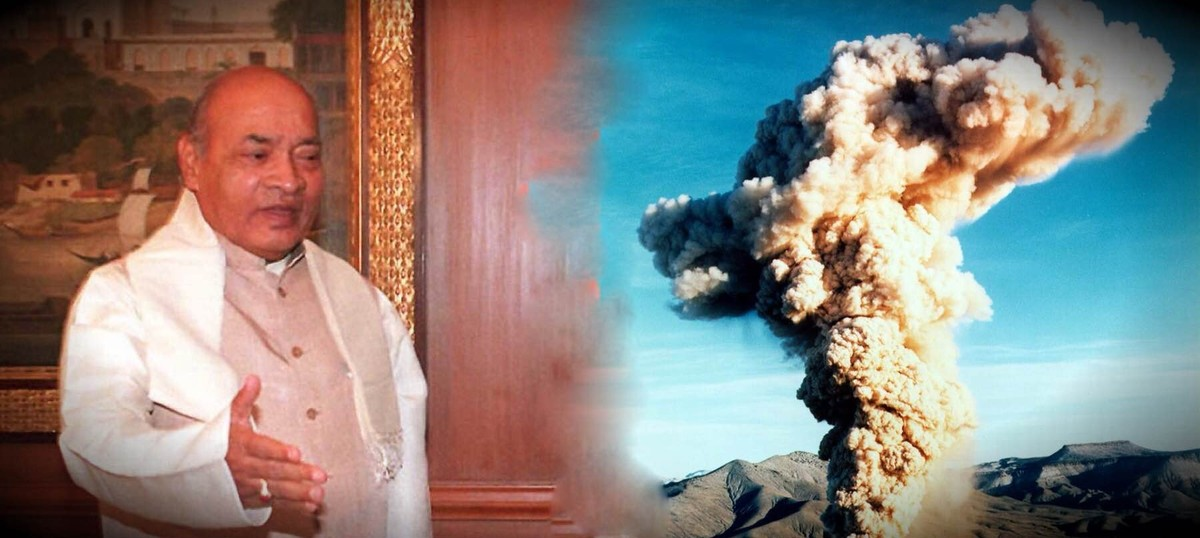 Narasimha Rao, not Vajpayee, was the PM who set India on a nuclear explosion path