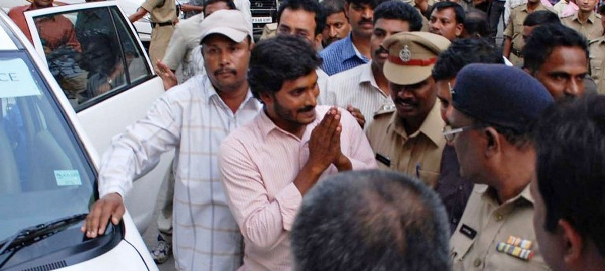 ED attaches YSR Congress leader's assets worth Rs 749 crore in money laundering investigation