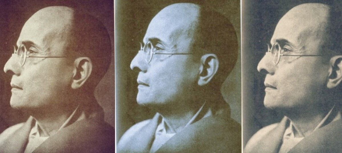 'Why do you forgive Muslim invaders but condemn Savarkar?'