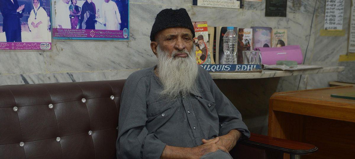 Pakistani philanthropist Abdul Sattar Edhi dead at 88