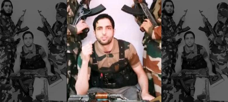 Hizbul Mujahideen commander Burhan Muzaffar Wani killed in Anantnag