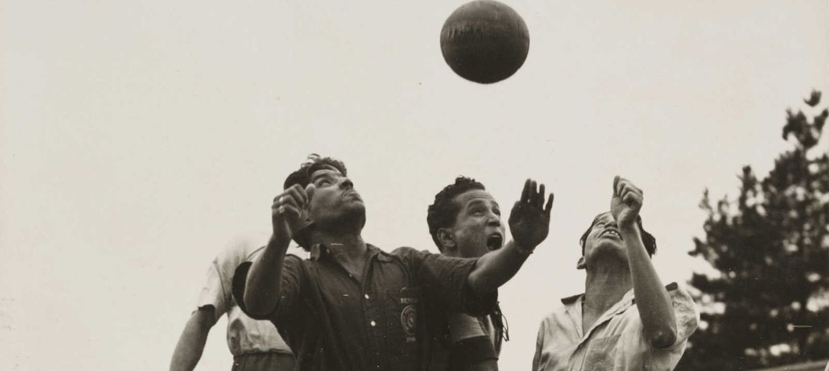 France played a very important football match 68 years before the Euro 2016 final – against India