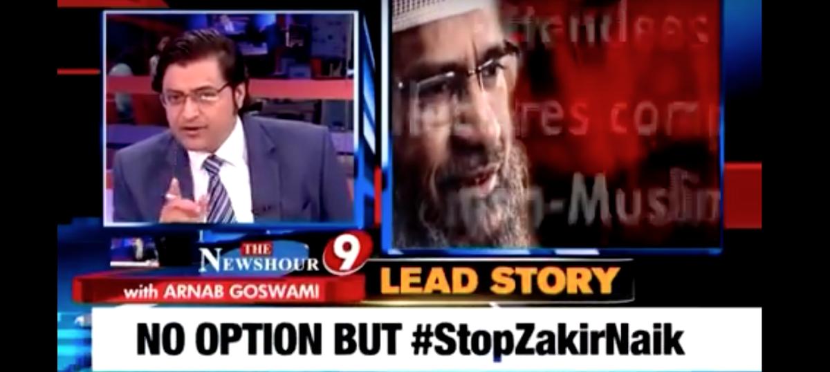 Zakir Naik fracas: Bangladesh paper denies report used by Indian media to demand ban on preacher