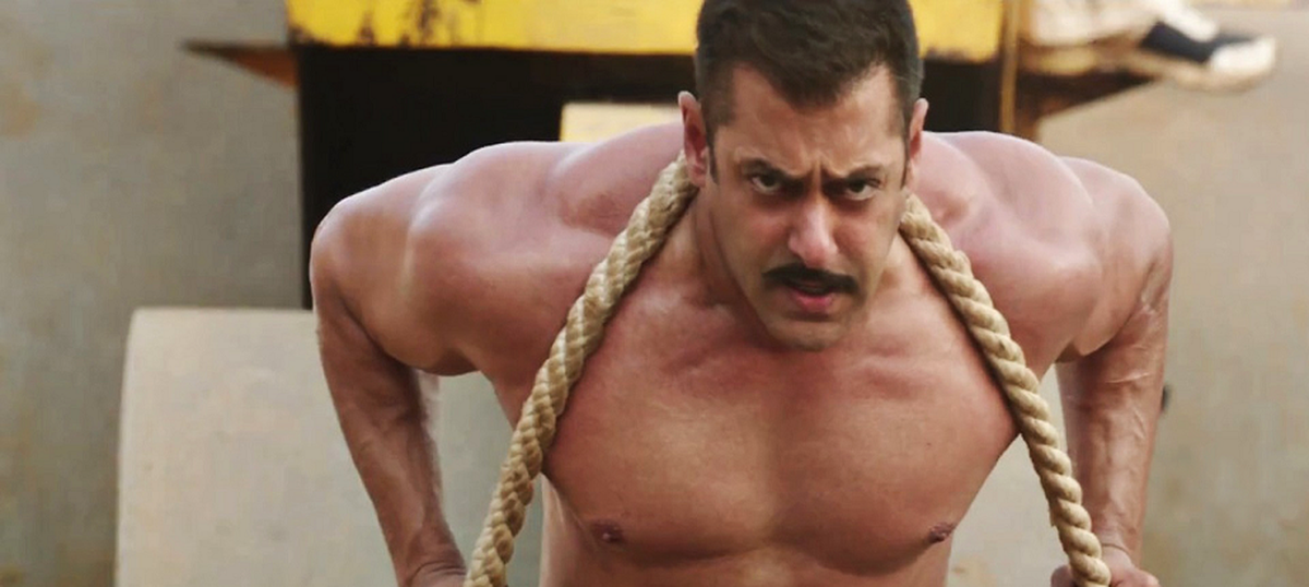 All hail Salman Khan, the sultan of the box office