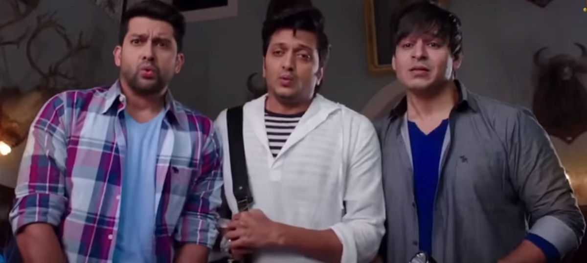 Film review: Lechery gets a fitting response in 'Great Grand Masti'