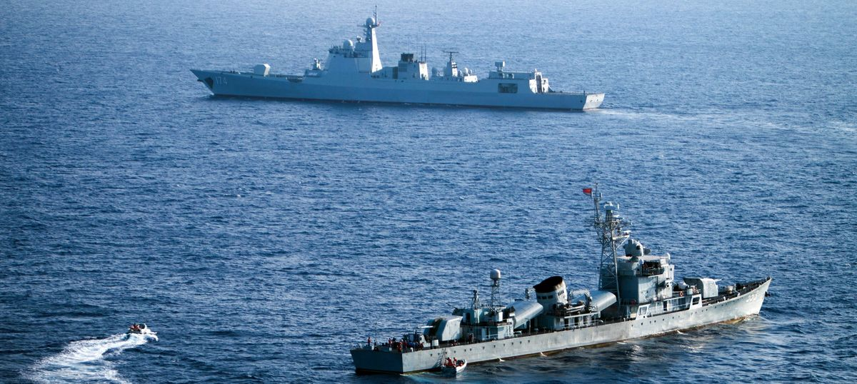 South China Sea: What are the legal implications of the Hague ruling against China?