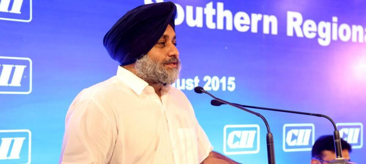 AAP demands apology from Sukhbir Singh Badal for likening party to Islamic State terror group