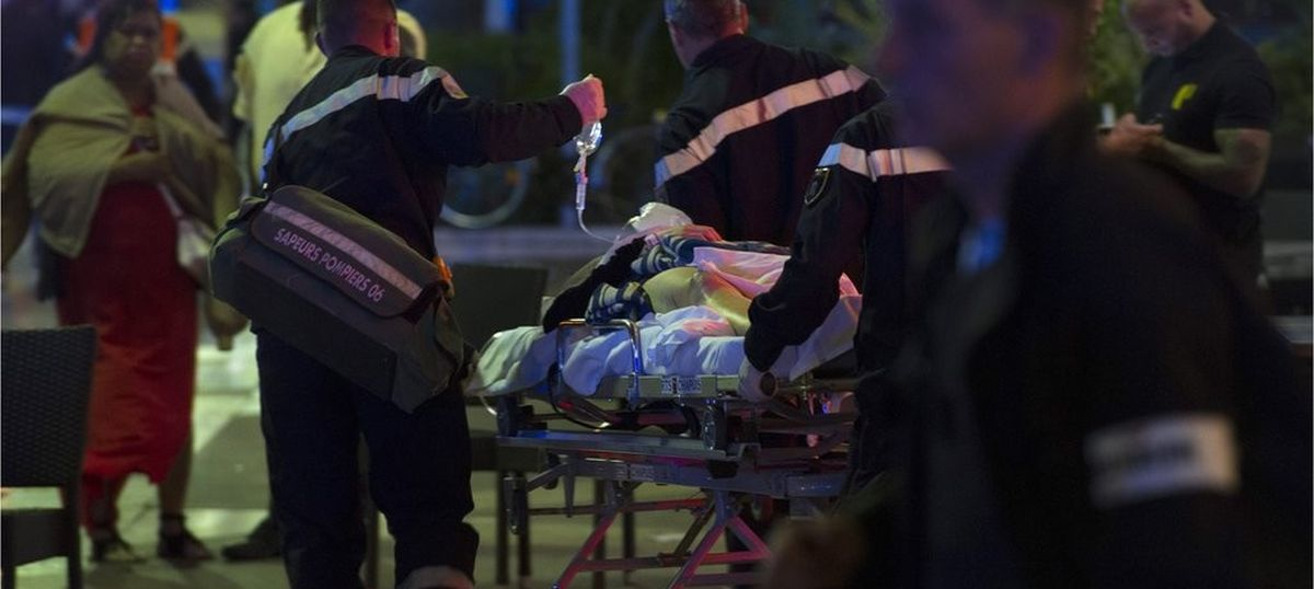 Nice attack: At least 84 people killed as attacker drives heavy truck into crowd on Bastille Day