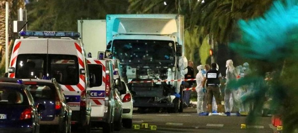 Islamic State group claims assailant behind massacre in Nice was a follower