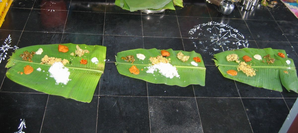 Food is truth: What the Hindu gods are given to eat and why