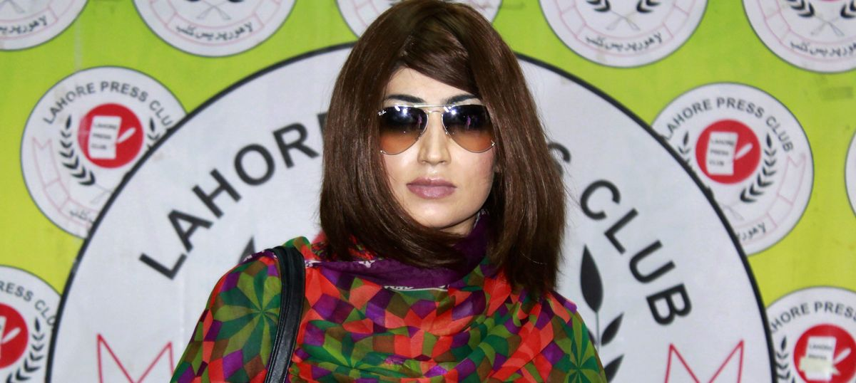 Pakistan bars Qandeel Baloch's family from 'forgiving' her brother for the honour killing