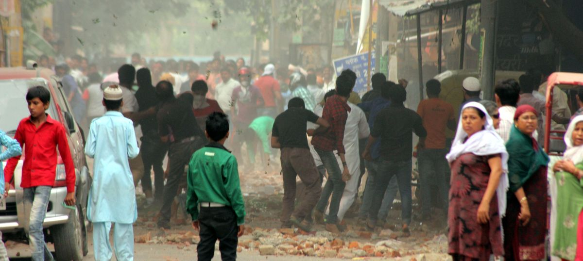278 communal clashes in India in first five months of 2016, Home Ministry tells Lok Sabha