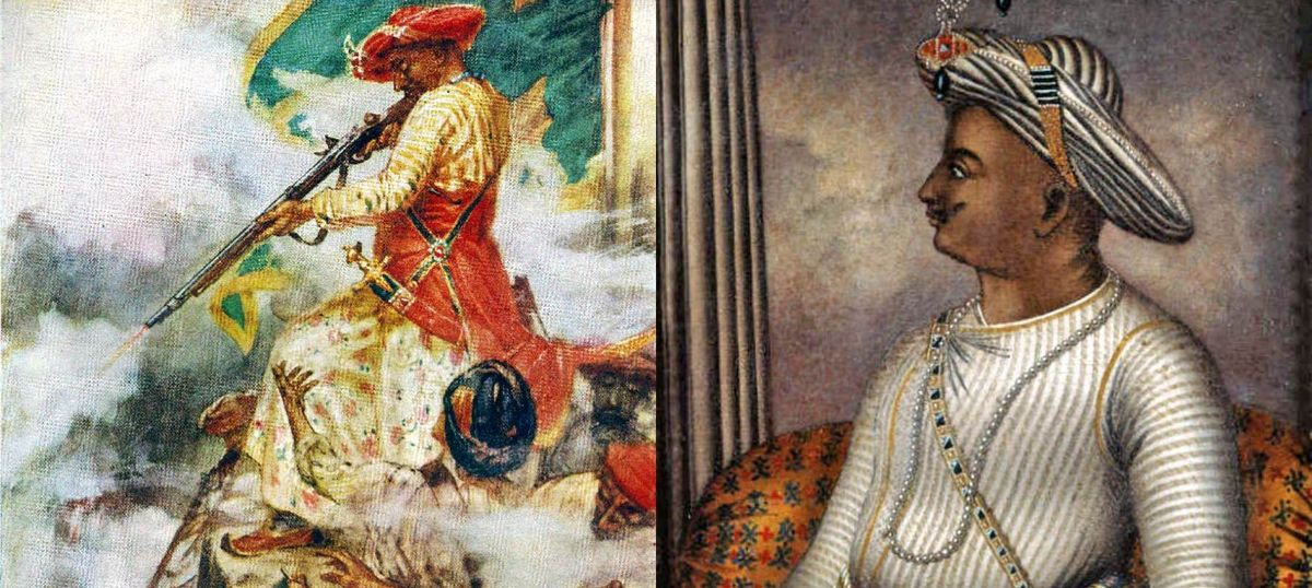 Seven things you may not have known about Tipu Sultan, India's first freedom fighter