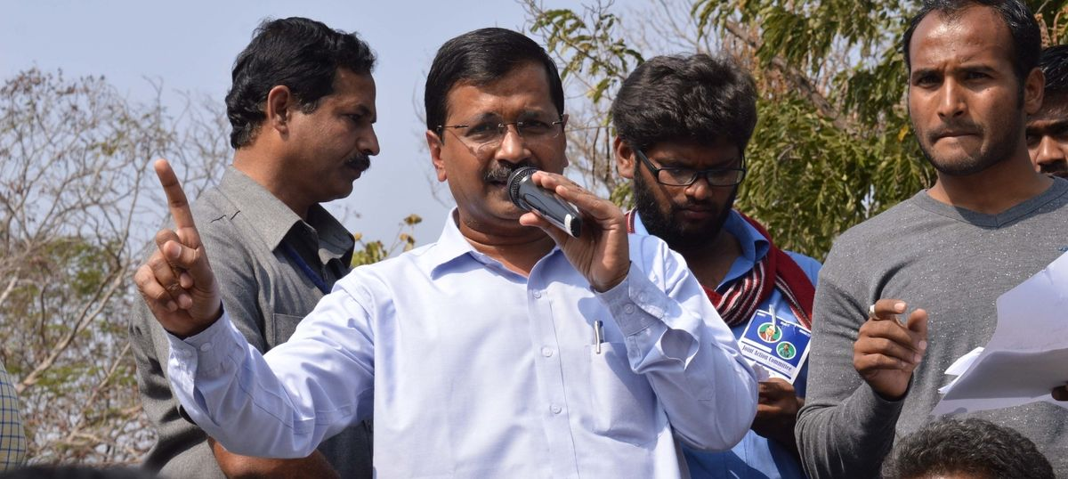 Aam Aadmi Party to move Delhi High Court over 'false charges' levelled against its legislators