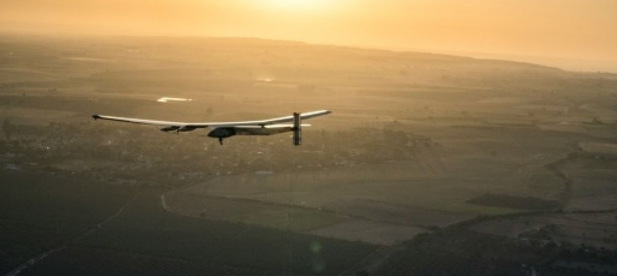 Solar-powered plane makes history, completes round-the-world journey in 16 months