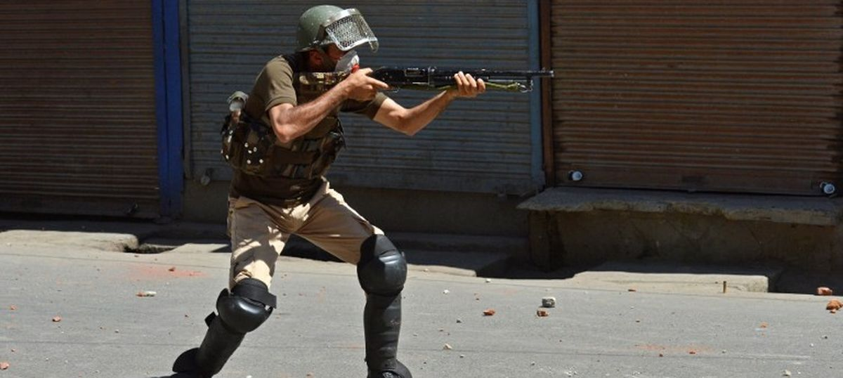 Rajnath Singh approves seven-member expert panel to explore alternatives to pellet guns