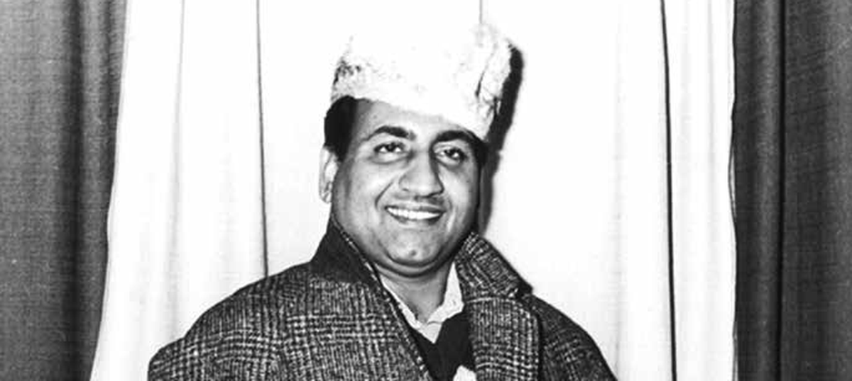 Not just Hindi: When Mohammed Rafi sang in English, Creole, Dutch and Persian