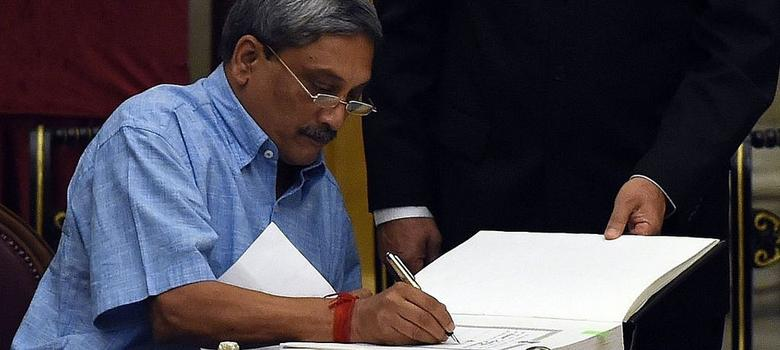 Some objects found in Bay of Bengal being checked for links to missing IAF plane: Manohar Parrikar