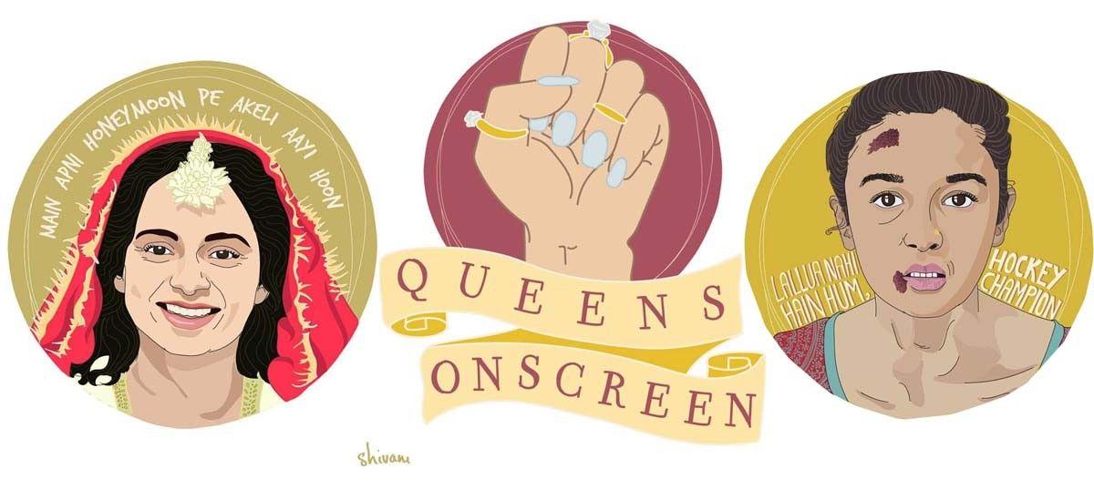 How a Netflix category provoked Mumbai illustrator Shivani Gorle to draw lessons of gender equality