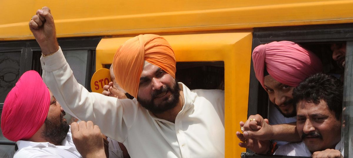 Navjot Singh Sidhu to join AAP on August 15, will lead party's Punjab polls campaign: NDTV