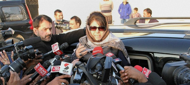 Security forces may have spared Burhan Wani had they known he was in the hideout: Mehbooba Mufti