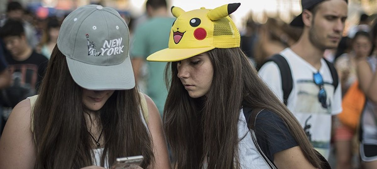 Why Niantic didn't need marketing to make Pokémon Go viral